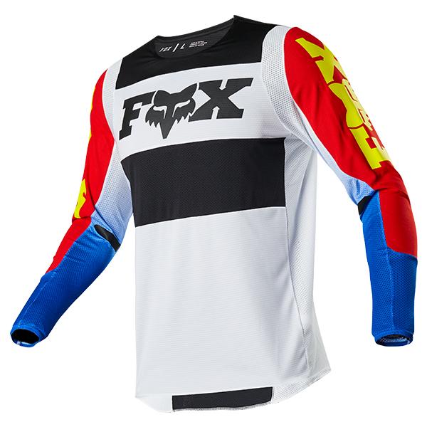 FOX RACING 〔通販限定〕 25130-149 360ジャージ リンク ブルー/レッド