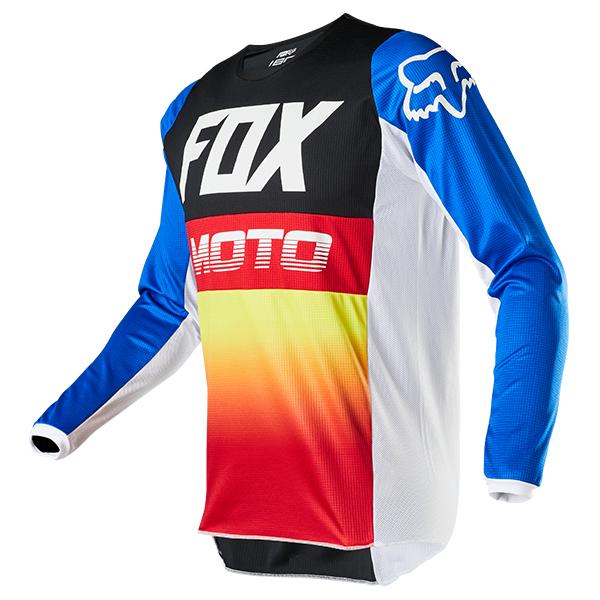FOX RACING 〔通販限定〕 23922-149 180ジャージ ファイス ブルー/レッド