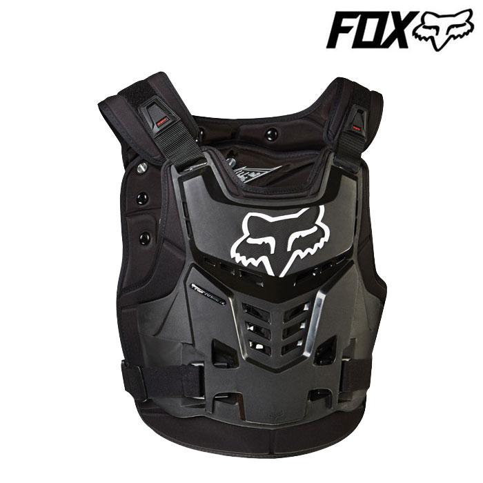 FOX RACING 〔WEB価格〕プロフレーム LC ルーストデフレクター ブラック◆全5色◆