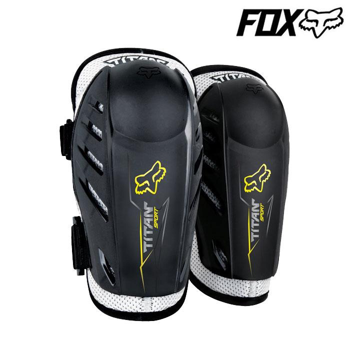 FOX RACING 〔WEB価格〕タイタンスポーツ エルボーガード