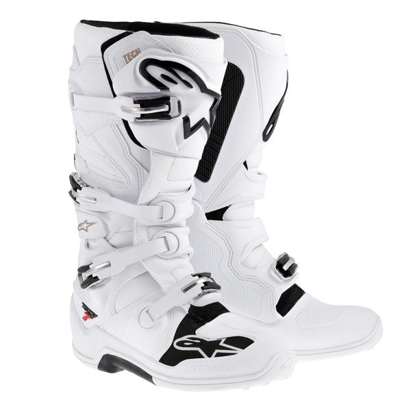 alpinestars 〔WEB価格〕 TECH7 ブーツ ホワイト ◆全6色◆