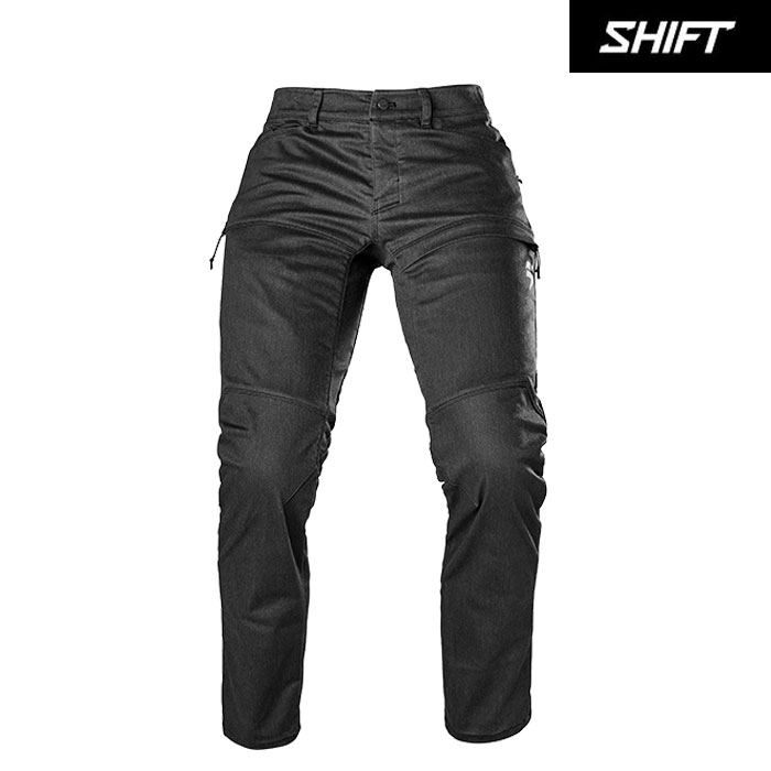 SHIFT レイコン ベンチャー パンツ ブラック◆全2色◆