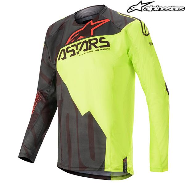alpinestars 〔WEB価格〕 3761020-1538 TECHSTAR FACTORY JERSEY テックスター ファクトリージャージ