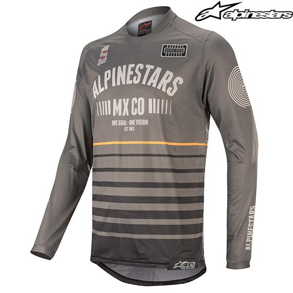 alpinestars 〔WEB価格〕 3762220-9314 RACER TECH FLAGSHIP JERSEY レーサーテックフラッグシップジャージ