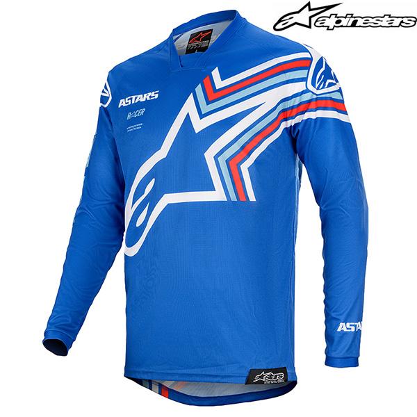 alpinestars 〔WEB価格〕 3771420-7250 YOUTH RACER SUPERMATIC JERSEY ユース レーサースーパーマチックジャージ