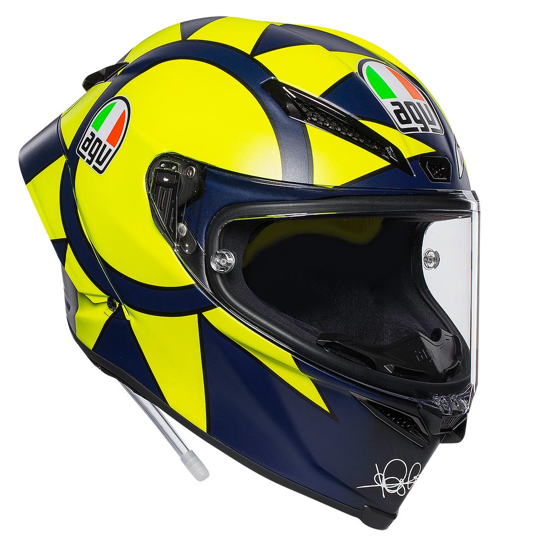 AGV PISTA GP RR 001-SOLELUNA 2019 フルフェイスヘルメット