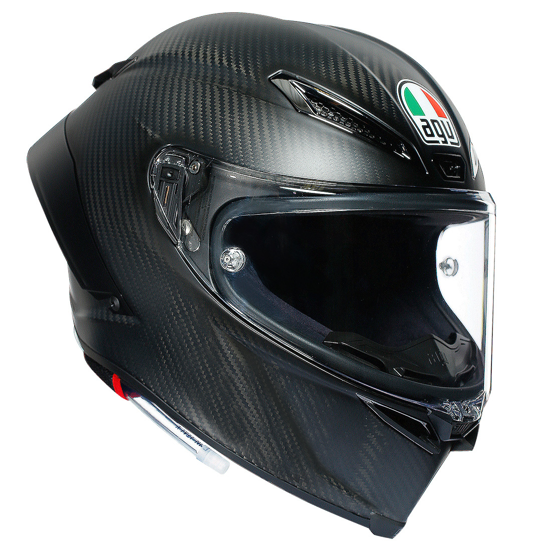 AGV PISTA GP RR / MATT CARBON
