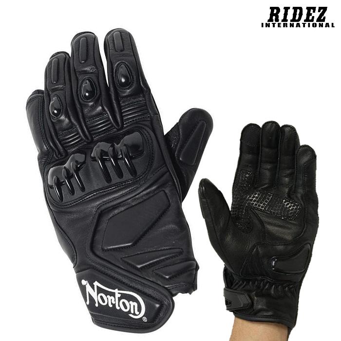 RIDEZ 〔ナップスバイヤーおすすめ〕 Norton Glove グローブ