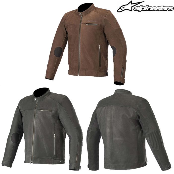 alpinestars 〔WEB価格〕 3107719 WARHORSE LEATHER JACKET ジャケット