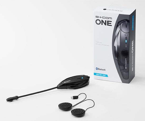 SygnHouse 〔WEB価格〕 00081660  B+COM ONE アームマイクUNIT ジェットヘルメット用