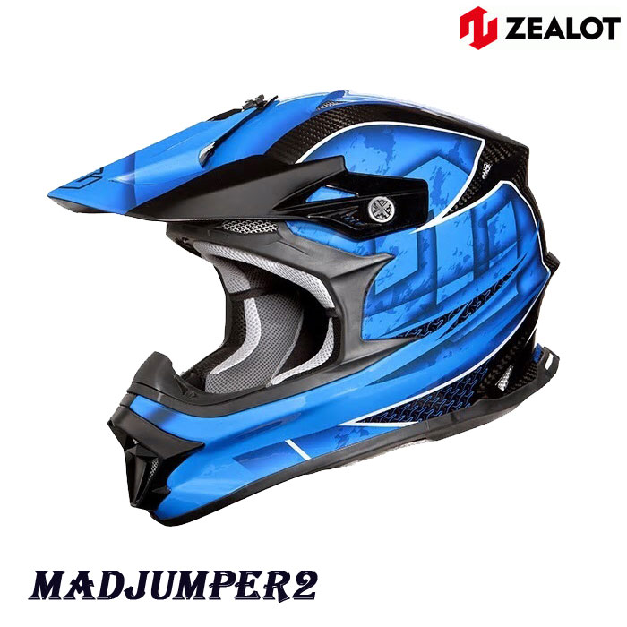 ZEALOT MJC0013MadJumper2[マットジャンパー2] CARBON HYBRID GRAPHIC