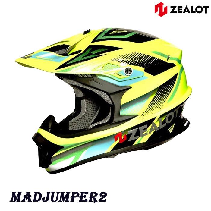 ZEALOT 〔WEB価格〕MJ0014 MadJumper2[マットジャンパー2] GRAPHIC