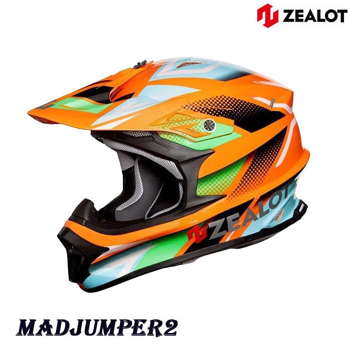 ZEALOT 〔WEB価格〕MJ0016 MadJumper2[マットジャンパー2] GRAPHIC