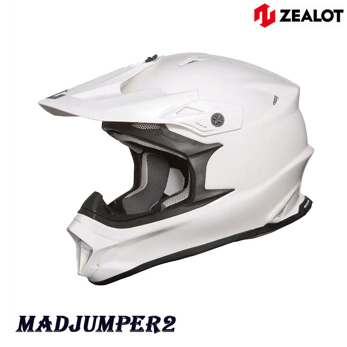 ZEALOT 〔WEB価格〕MJ0017 MadJumper2[マットジャンパー2] SOLID