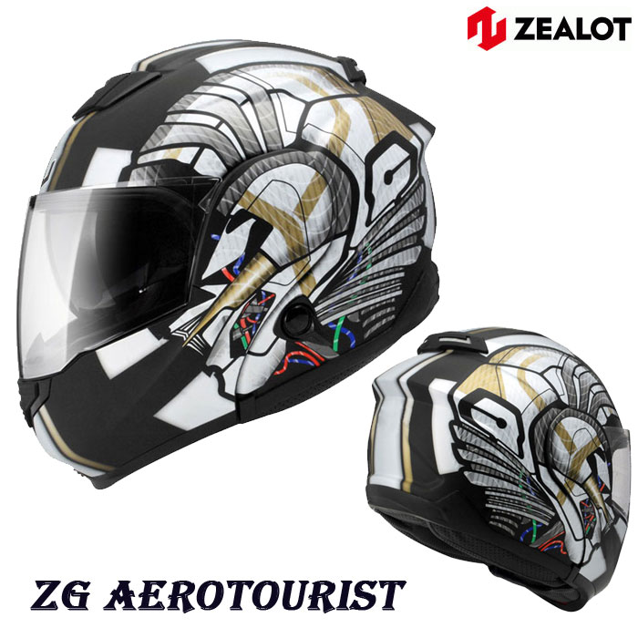 ZEALOT 〔WEB価格〕ZGST0013 ZG SystemTourer[システムツアラー] GRAPHIC