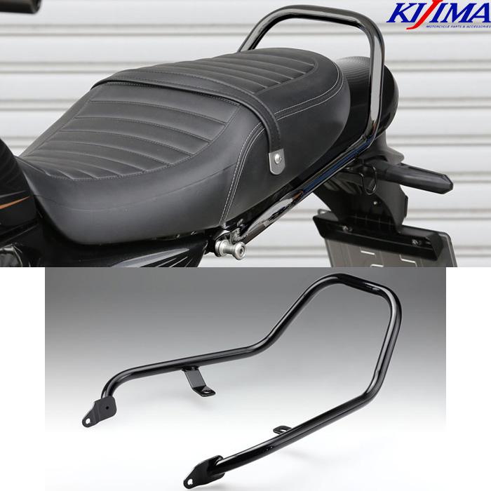 KIJIMA タンデムグリップ ブラック Z900RS/CAFE 2018Y-