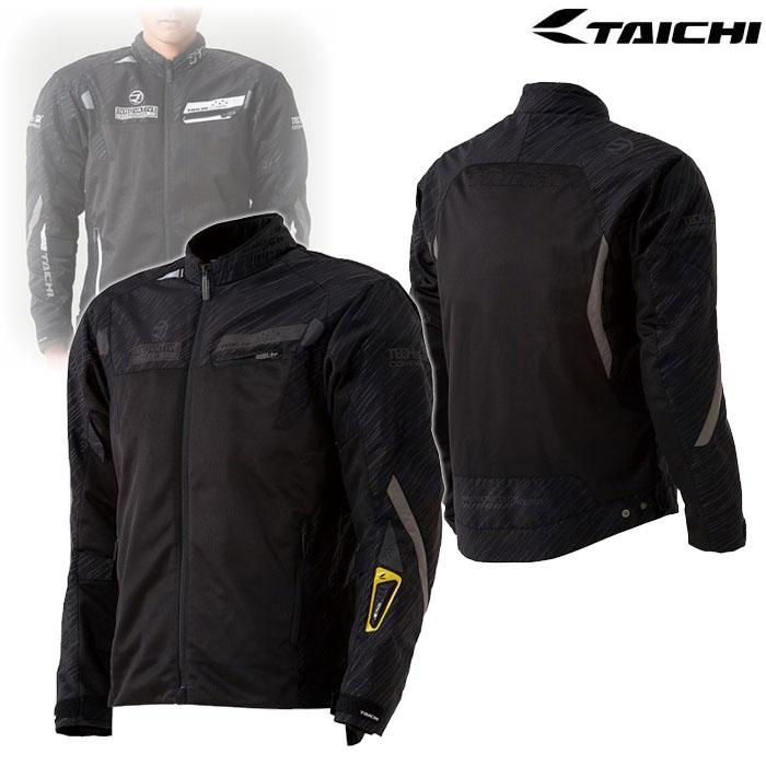アールエスタイチ 〔WEB価格〕RSJ326 レーサーメッシュジャケット  for TECH-AIR REFLECTIVE BLACK◆全2色◆
