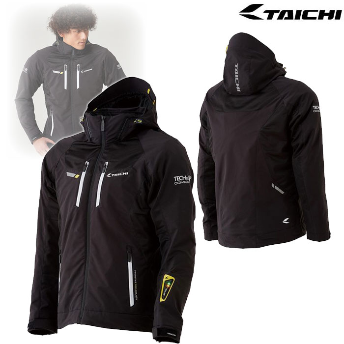 アールエスタイチ 〔WEB価格〕RSJ329 エアーパーカ for TECH-AIR BLACK◆全2色◆