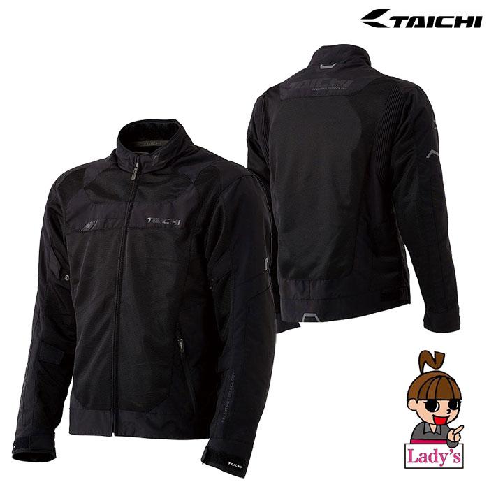 アールエスタイチ 〔WEB価格〕(レディース)RSJ320 クロスオーバー メッシュジャケット 春夏用 REFLECTIVE BLACK