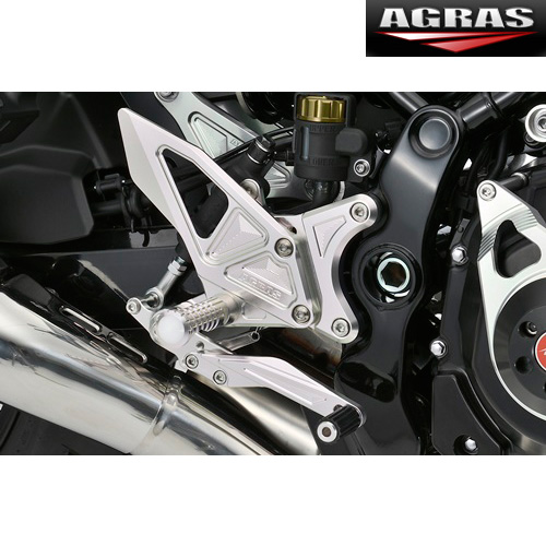 AGRAS 〔WEB価格〕 バックステップ 4ポジション Z900RS
