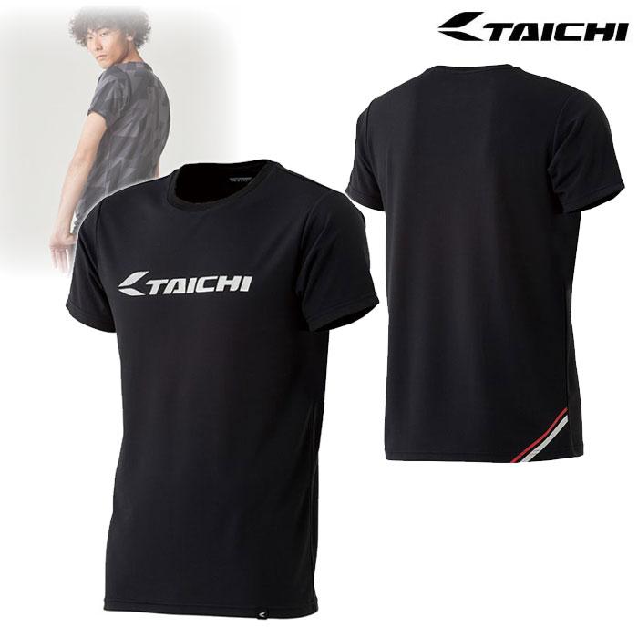 〔WEB価格〕RSU322 クールライド ドライTシャツ LOGO BLACK◆全5色◆