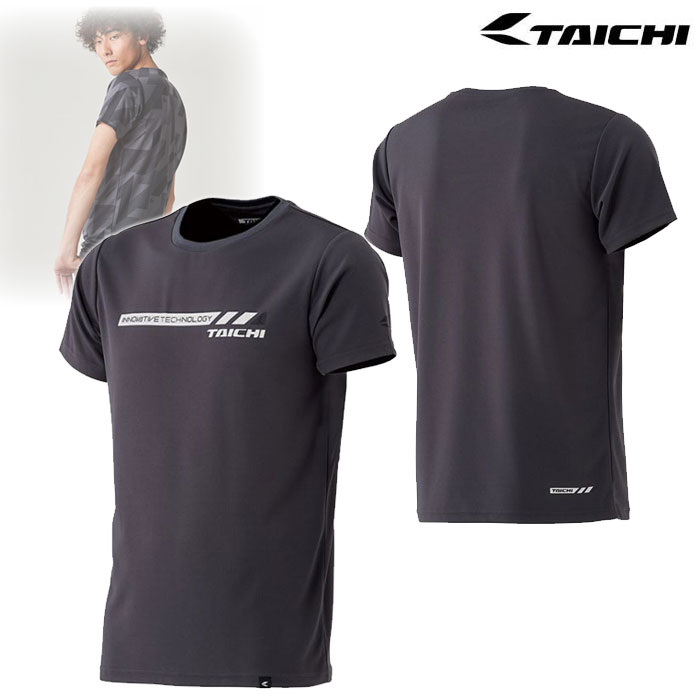〔WEB価格〕RSU322 クールライド ドライTシャツ SCREEN GRAY◆全5色◆