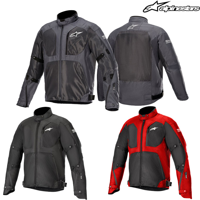alpinestars 〔WEB価格〕 TAILWIND AIRWP T-AIR ジャケット