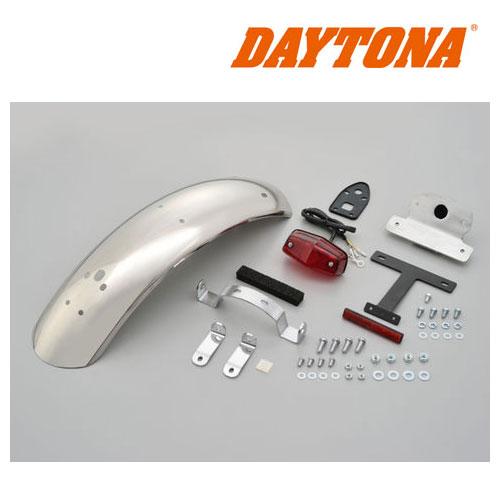 DAYTONA 15729  ハーフリアフェンダー ルーカステール付き 【SR400/500】【SR400FI】