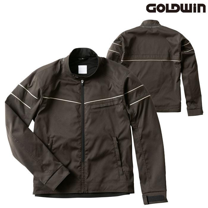 GOLDWIN GSM22004 ライトサマージャケット ダークガンメタル(DG)◆全4色◆