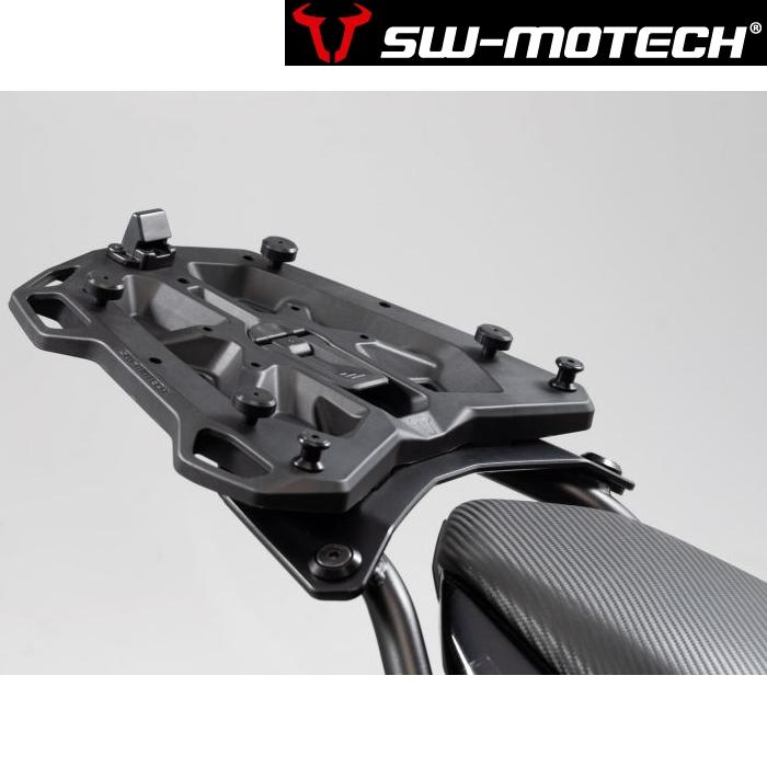 SW-MOTECH 〔WEB価格〕STREET-RACK用アダプタープレート(GIVI/KAPPAモノキー用)  GPT0015254400/B