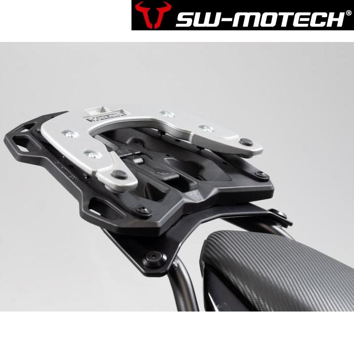 SW-MOTECH 〔WEB価格〕STREET-RACK用アダプタープレート(KRAUSER用)  GPT0015254600/B