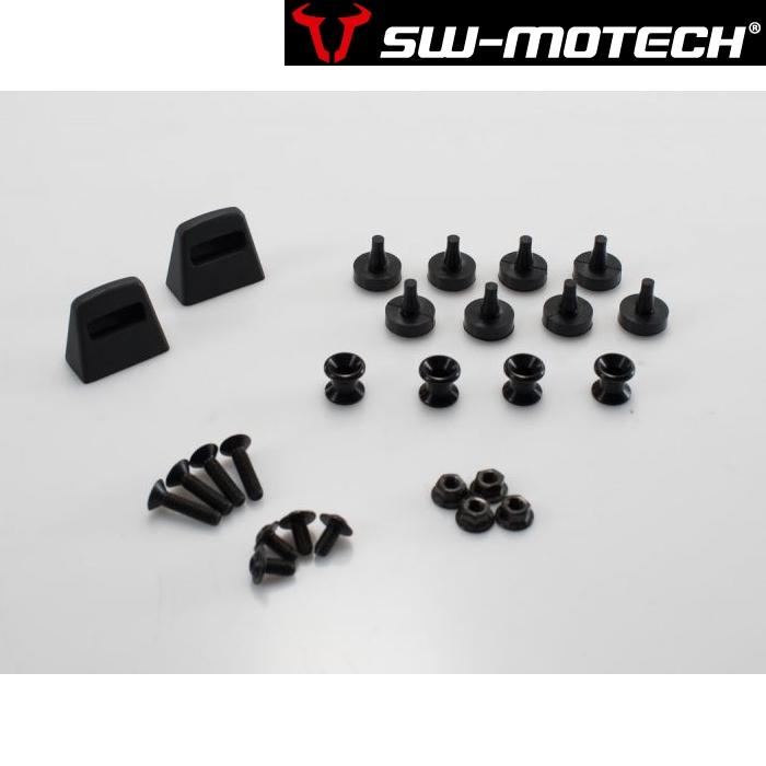 SW-MOTECH PROサイドキャリア用アダプターキット(GIVI/KAPPAモノキー用)   KFT0015235400