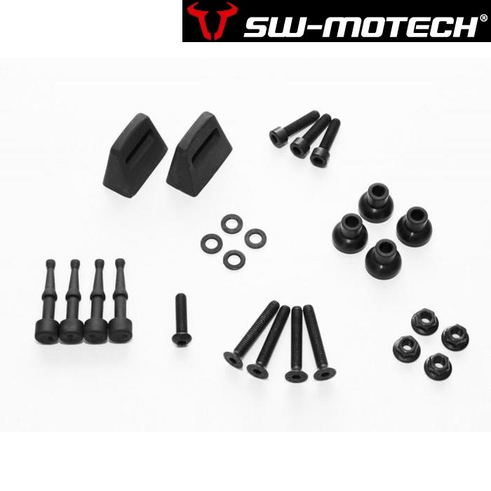 SW-MOTECH EVOキャリア用アダプターキット(GIVI TREKKAER用)  KFT0015220500/B