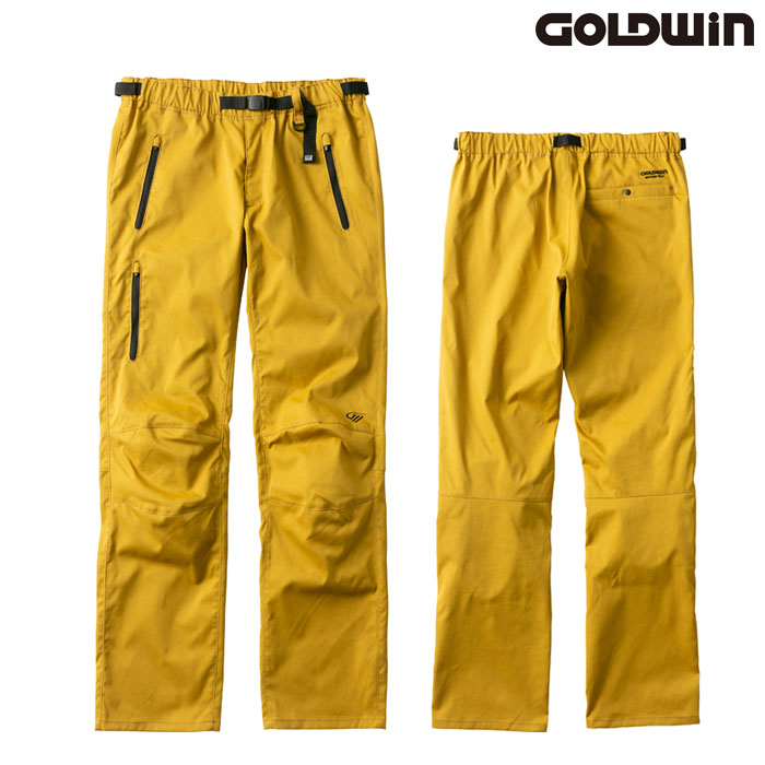 GOLDWIN GSM23001 マルチライドパンツ キャメル(CA)◆全3色◆