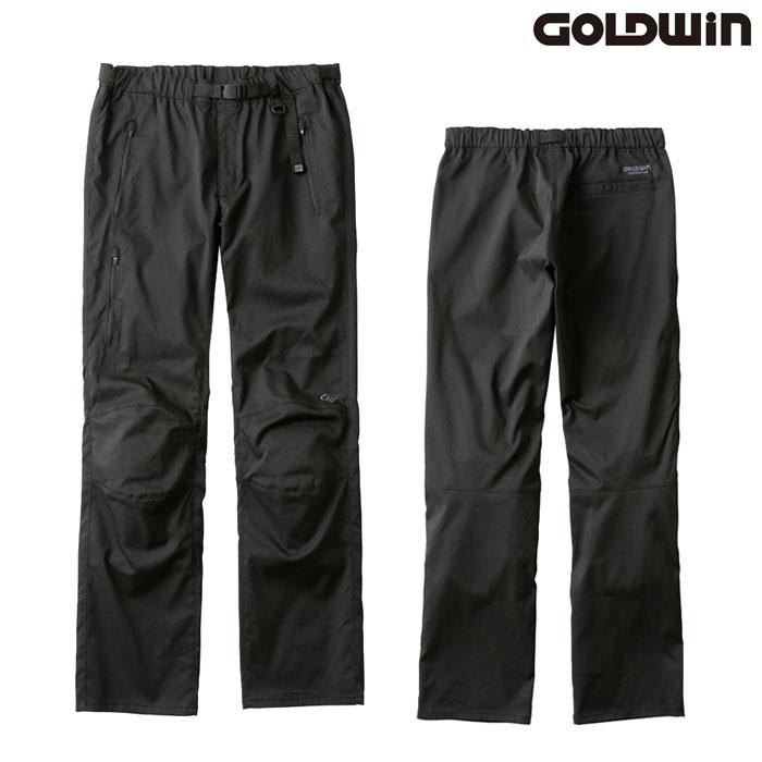 GOLDWIN 〔WEB価格〕GSM23001 マルチライドパンツ ブラック(K)◆全4色◆  ☆MONOマガジン2020年3月16日号掲載☆