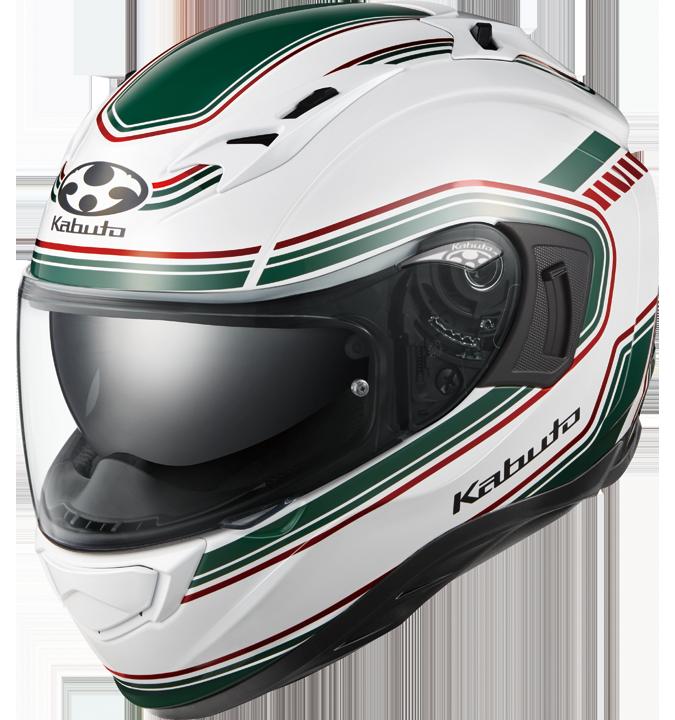 OGK kabuto KAMUI-3 CLASSIC【カムイ3 クラシック】 フルフェイスヘルメット イタリア