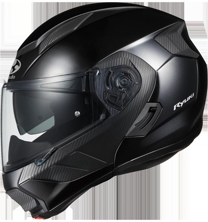 OGK kabuto 〔WEB価格〕RYUKI【リュウキ】フルフェイスヘルメット ブラックメタリック