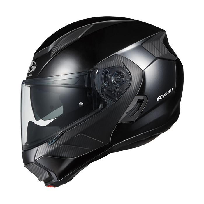 OGK kabuto RYUKI [リュウキ]フルフェイスヘルメット フラットブラック