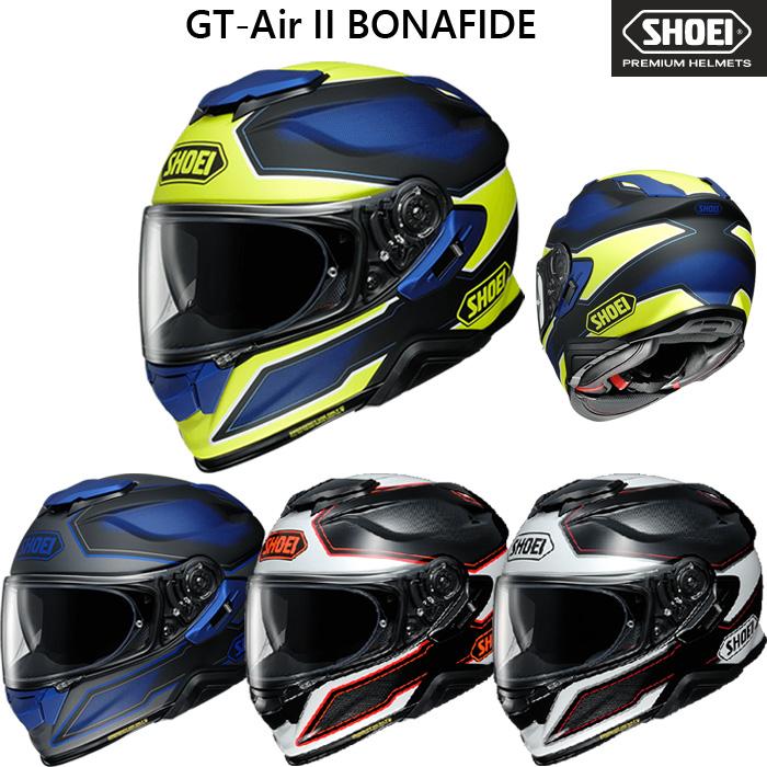 GT-Air II BONAFIDE 【 ボナファイド】 フルフェイスヘルメット