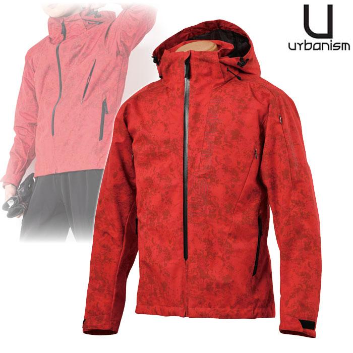 〔WEB価格〕UNJ-077 アーバンソフトシェルジャケット RED CAMO ◆全3色◆