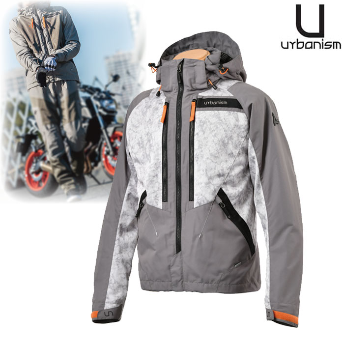 〔WEB価格〕★新作★ UNJ-080 メッシュベントジャケット LIGHT GRAY CAMO ◆全3色◆