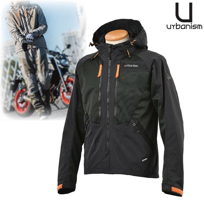 J-AMBLE UNJ-080 メッシュベントジャケット BLACK ◆全3色◆