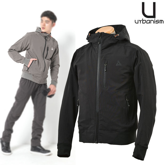 J-AMBLE 〔WEB価格〕★新作★ UNJ-081 ストレッチエアージャケット BLACK ◆全3色◆