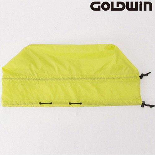 GOLDWIN 〔WEB価格〕GSM1601R タンデムシート22レインカバー(GSM17601用)