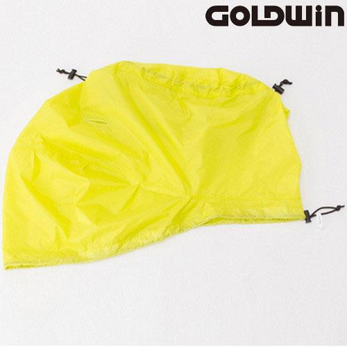 GOLDWIN GSM168RR サイドバッグ64ミギレインカバー(GSM17608用)