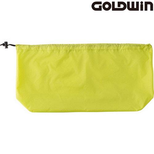 GOLDWIN 〔WEB価格〕GSM1741R スポーツシェイプサイドバッグ24用レインカバー(GSM17401用)※蛍光色