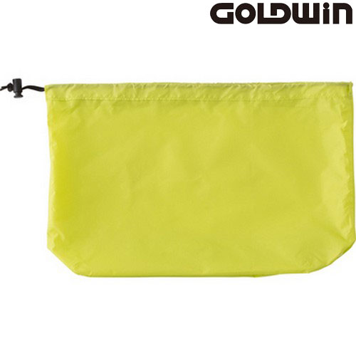 GOLDWIN 〔WEB価格〕GSM1743R スポーツシェイプサイドバッグ12用レインカバー(GSM17403用)※蛍光色