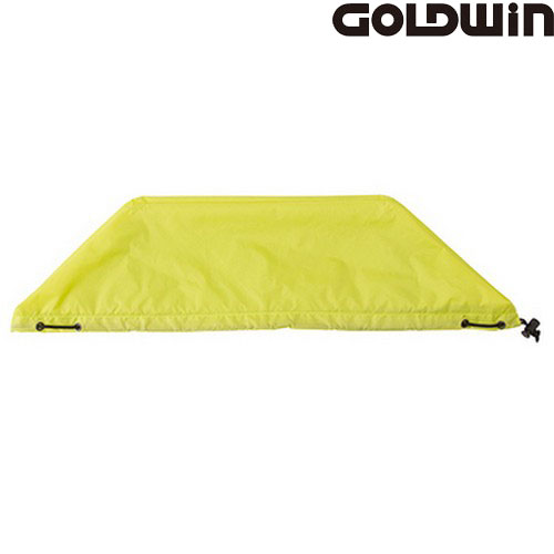 GOLDWIN 〔WEB価格〕GSM1753R スポーツシェイプシートバッグ14用レインカバー(GSM17503用)※蛍光色
