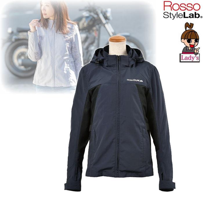 J-AMBLE 〔WEB価格〕【レディース】 ROJ-90 メッシュコンビジャケット NAVY/BLACK ◆全3色◆