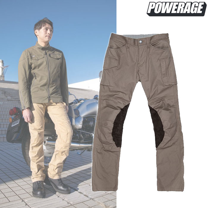 〔WEB価格〕PP-20130 コットンカーゴパンツ カーキブラウン◆全4色◆